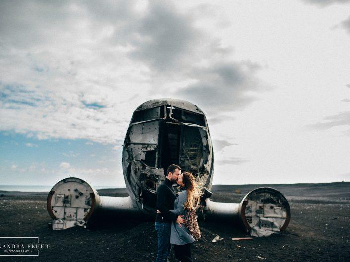 Dorka & Alpár Izland Love session